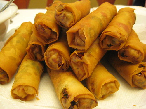 A Whole Lotta Lumpia...