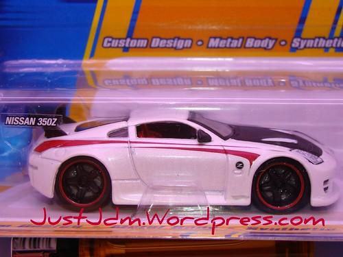 HW customs Nissan 350Z (2)