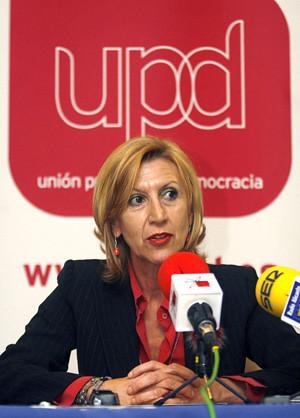 Rosa Diez partidaria de la Energía Nuclear