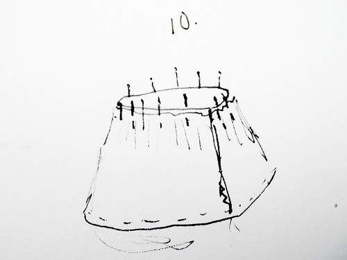sewing a balloon skirt 10