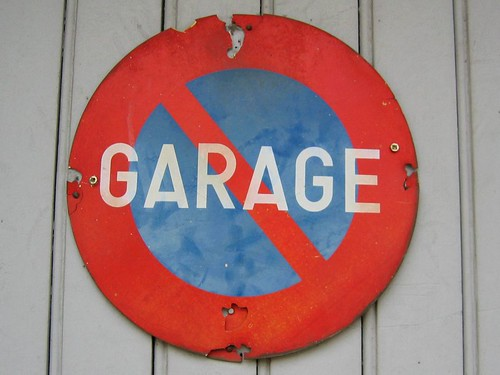 Le Garage.