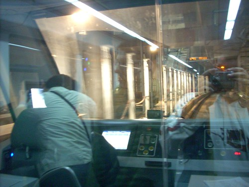 Cabina y túnel