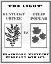 Kentucky Coffee vs. Tulip Poplar