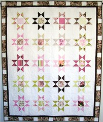 Everything Old is New Again by Sandi Walton at Piecemeal Quilts