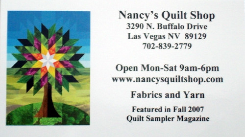 Las Vegas Quilt Shops Adventures In Quilting