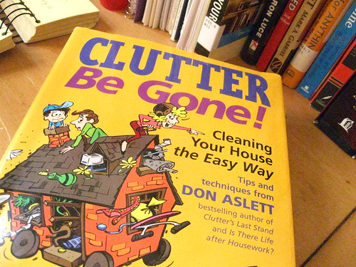 Clutter Be Gone!
