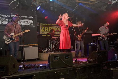 The Polytones at Zaphods
