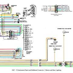 1984 Chevrolet C10 Wiring Diagram Opel Vectra B Radio 1968 Chevy All Data Color Finished The 1947 Present Gmc 1965 K10