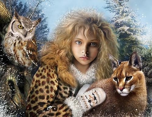 fantasy owl computergraphics fantasie photoshopart cgart fantasía phantasy galefraney galefra alemdagqualityonlyclub —obramaestra—