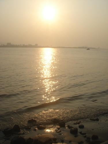 淡水夕陽10