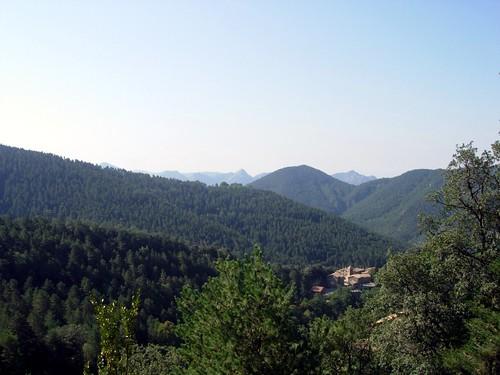 Castell de l'Areny, al Berguedà