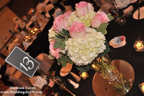 Table Centerpiece by Northside Florist