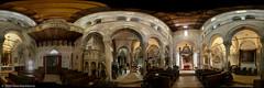 20090307 Korcula Church St. Marco  - FOV 360.00°x119.72° - 37 img - 17608x5855 pixels original