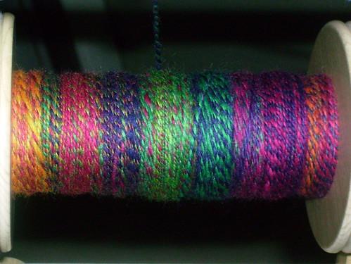 Plied yarn 2 4.3.09