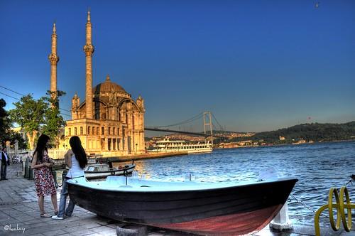 ISTANBUL-Ortaköy by Gürkan Kalay.
