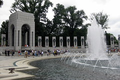 Washington DC: United States National World Wa...