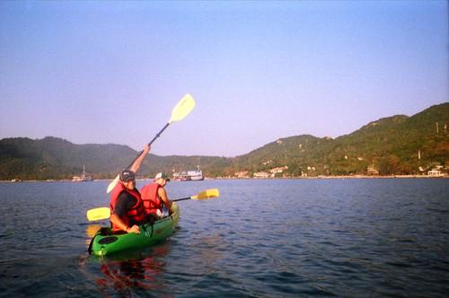 Kayak Victory