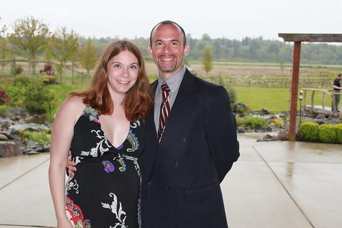 Ryn and Alex's Wedding - Reception - Vicky and Ryan (By Brian N)