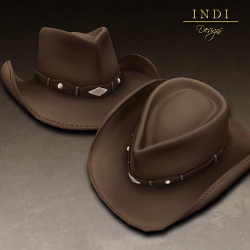 Cowboy Hat V2