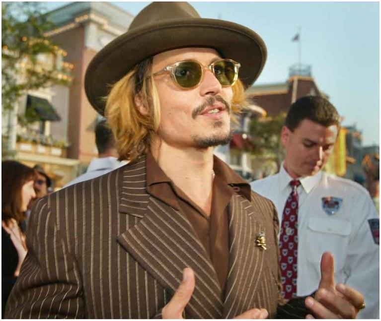 Johnny Depp par ATempletonPhoto.com, sur Flickr