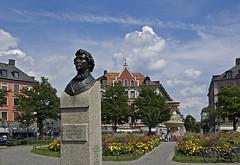 Baumeister Klenze - Gärtnerplatz