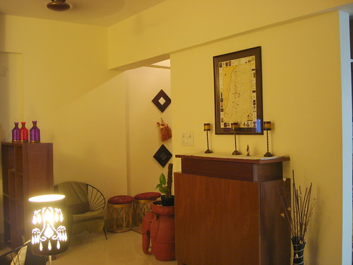 Foyer From Dining