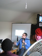 Nick Booth at WxWM