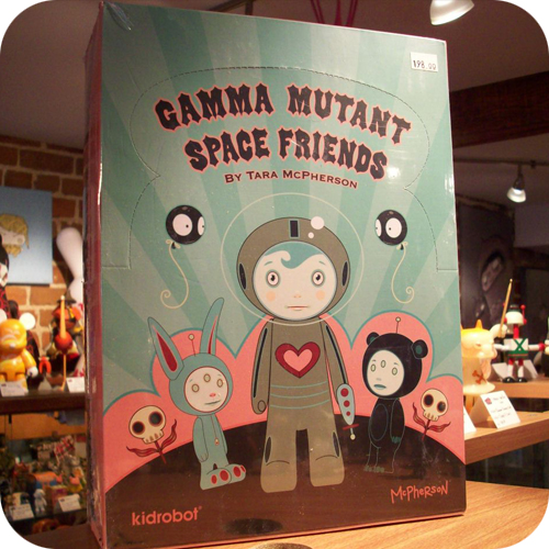 gamma mutant space friends tara mcpherson