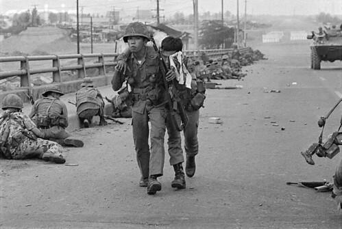 Trận chiên cuối cùng trên cầu Sài Gòn