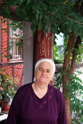 aunt portrait, üskübü, pentax k10d