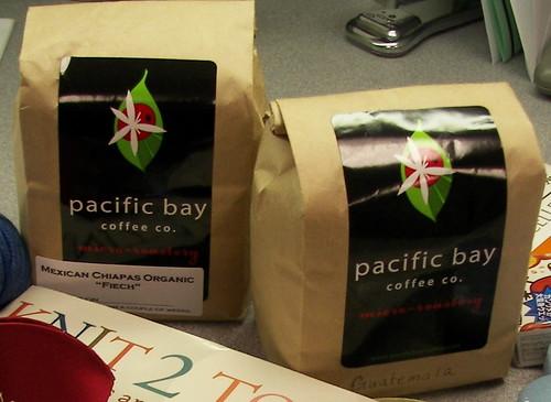 Pacific Bay Coffee Co.