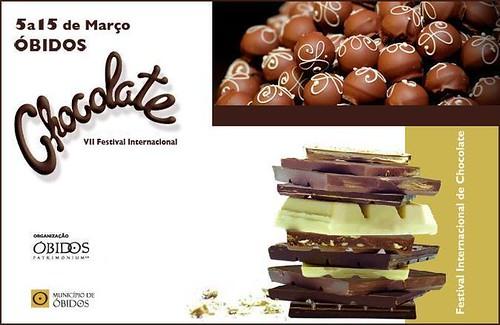 VII Festival Internacional de Chocolate em Óbidos