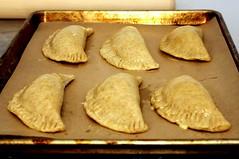 empanadas, ready to bake