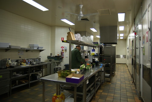 Ta Ta daaa daa!!! A fully equipped commercial kitchen !! - Cafe Flavours (in the City of Bendigo)