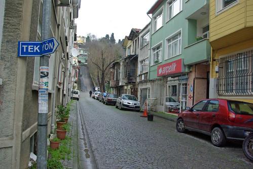 streets of Kuzguncuk, İstanbul, Pentax K10d