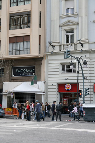 Wall Street & Burger King