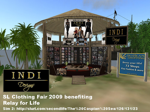 RFL Clothing Fair 2009