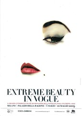 Extreme Beauty In Vogue