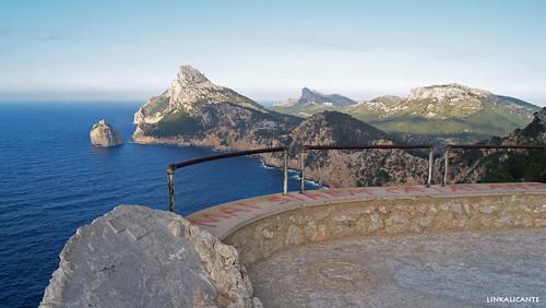 Cabo de Formentor, Mallorca