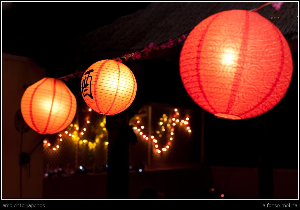 Fiesta japonesa un reportaje soy buscador - Decoracion japonesa ...