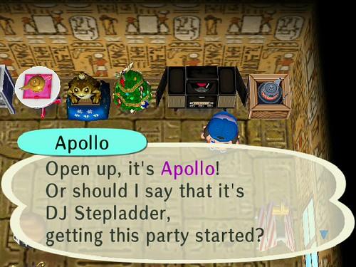 Ok... DJ Stepladder... ?