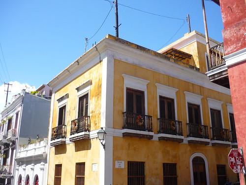 Calle San Justo, Viejo San Juan