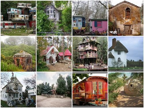 Odd little homes