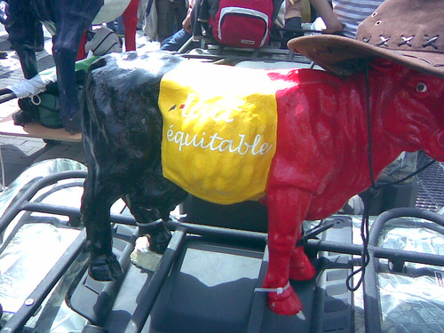 L'europe ? La vache !