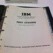 IBM Parts Catalogue