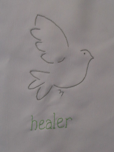 Healer Embroidery