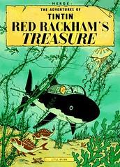 sub shark from Tintin