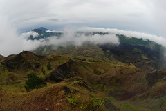 02 - The view from atop Mt Batur