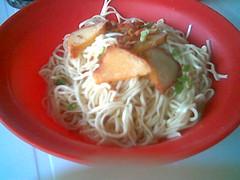 Twin Stars kampua noodles