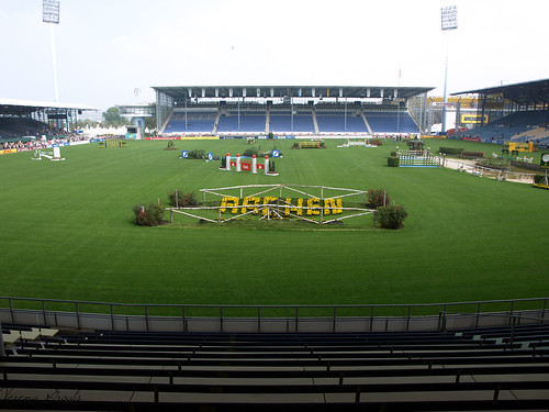 CHIO Springstadion